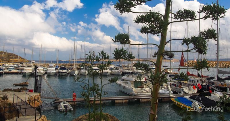 Czarter jachtow na Malcie - Marina Mgarr