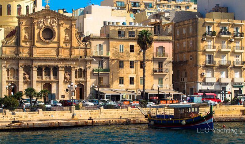 Czarter jachtow na Malcie - St. Julians