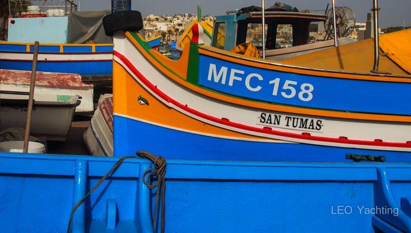 Czarter jachtow na Malcie - Marsaxlokk