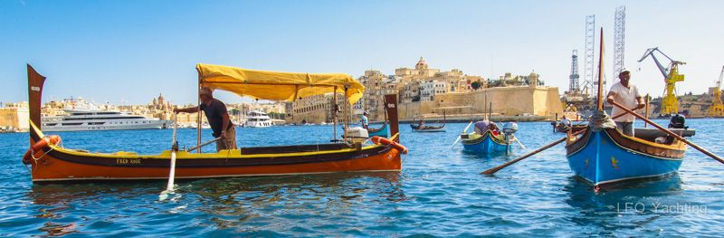 Czarter jachtow na Malcie - taksówki wodne