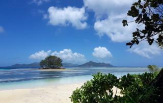 Piękna pogoda na wyspach