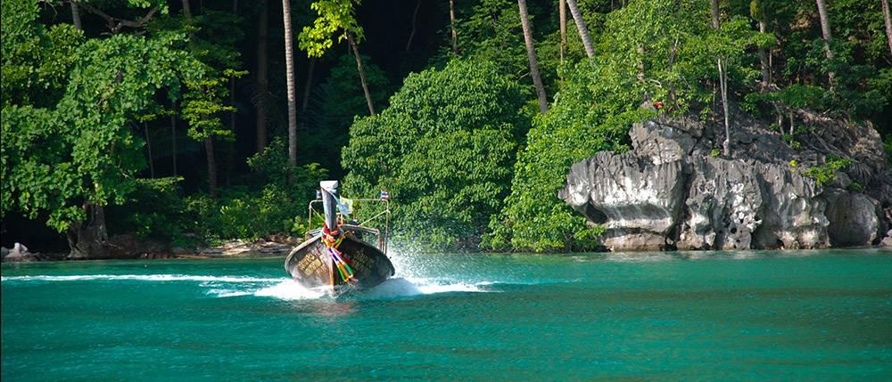 Czarter katamaranów - Tajlandia