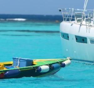 Czarter jachtów na Karaibach