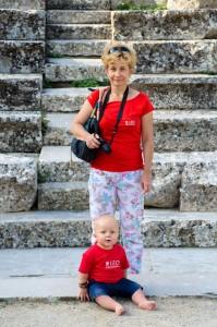 Czarter w Grecji z dziećmi