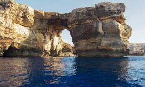 Czarter-jachtow-na-Malcie - Azure Window