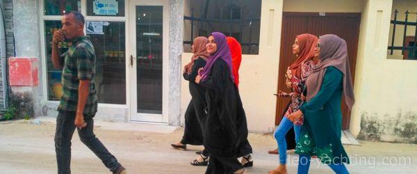 Malediwy to kraj muzułmański