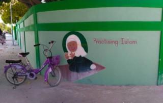 szkoła w Mafooshi