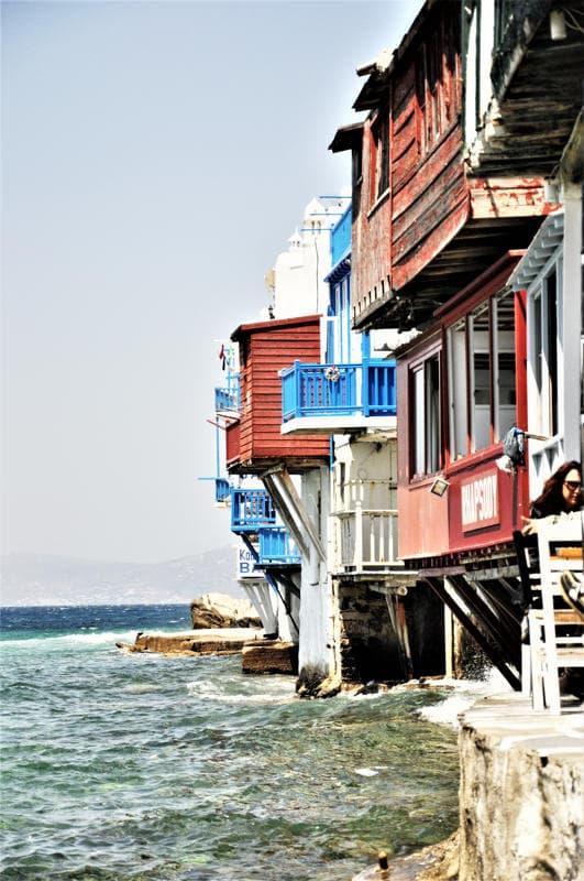 Czarter na Cykladach - Mykonos
