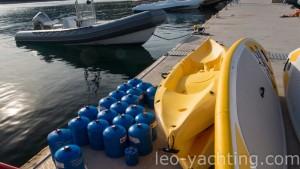 Czarter jachtów na Sardynii