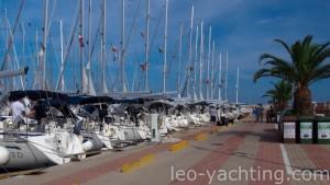 Czarter jachtów Sardynia - Marina Portisco