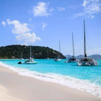 jachty na Karaibach