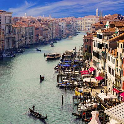 Czarter jachtów w Wenecji