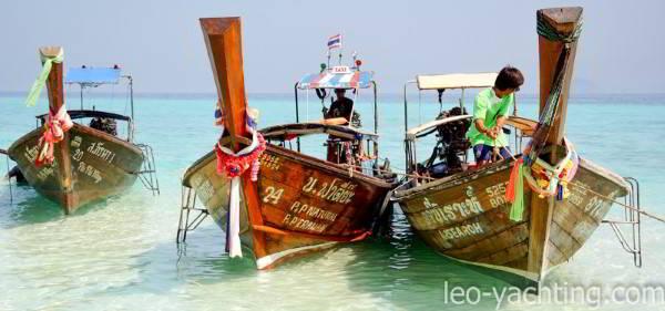 Czartery jachtów Phuket