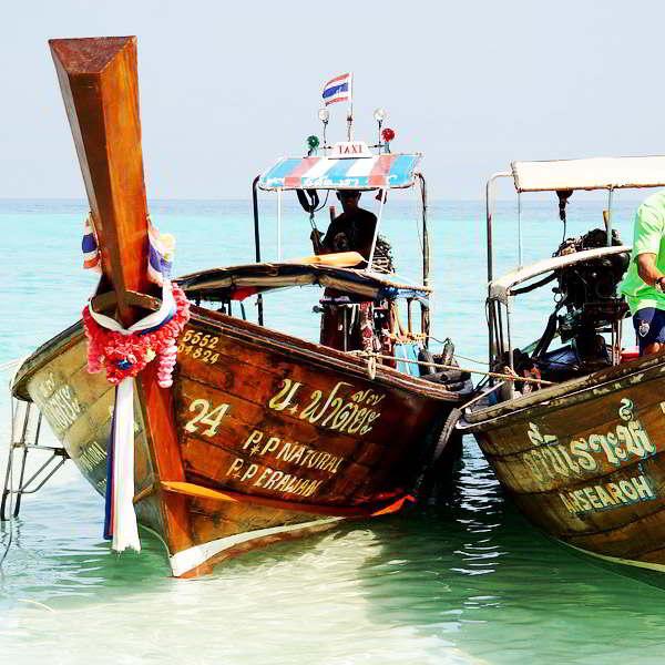 Jachty i katamarany Tajlandia