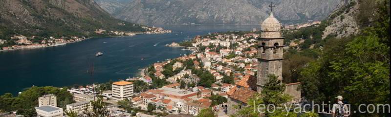 Czarter jachtów w Czarnogórze