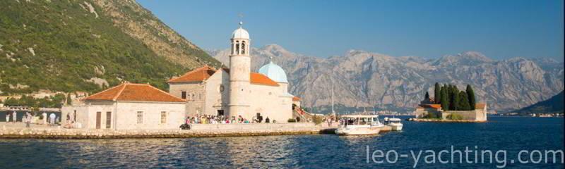 Czartery Jachtów Czarnogóra