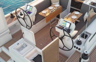 czarter jachtów Sycylia C45