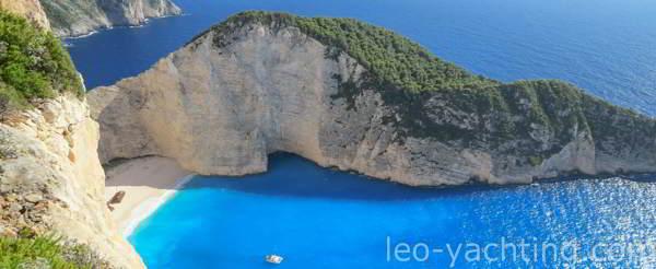 Czarter jachtów Grecja - Wyspy Jońskie - Zakyntos