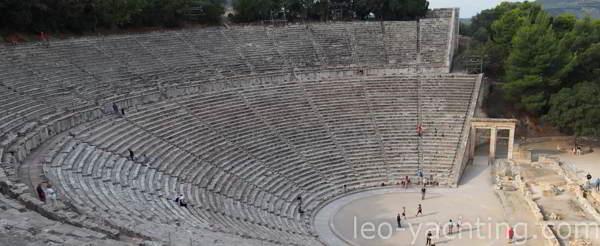 Czarter jachtów Grecja - Zatoka Sarońska Epidauros