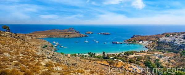 Czarter jachtu w Grecji - Dodekanez - Rodos, Kos