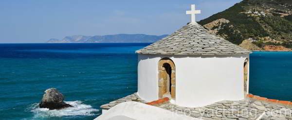 Wyczarteruj jacht Grecja - Skopelos na Sporadach