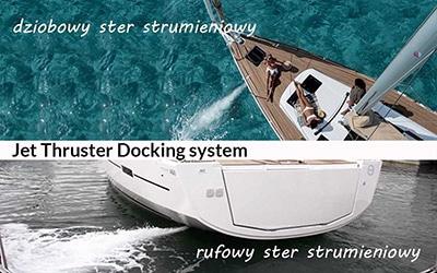 Nowy system Jet Thruster - prostsze manewry portowe