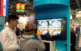 Rzeczywistość wirtualna - własnie oglądam lagoona 52 (fot. M. Koczewska)