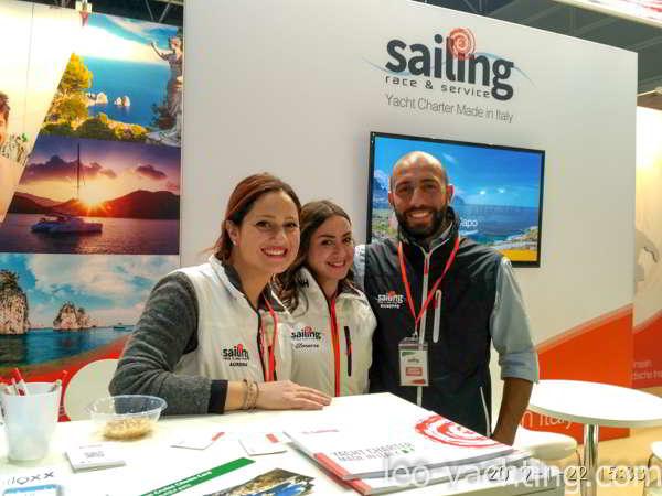 Włoska firma Sailing - współpracujemy od kilku lat