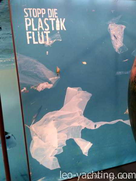 Ważny temat - zanieczyszczenie morza