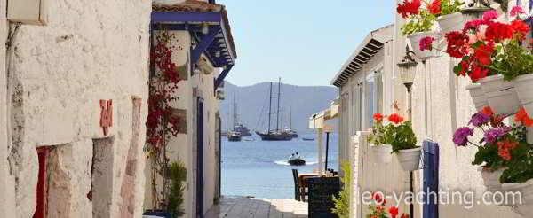 Czarter jachtu Turcja - Bodrum