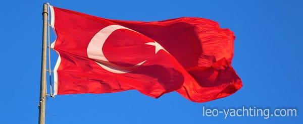 Wyczarteruj jacht do Turcji