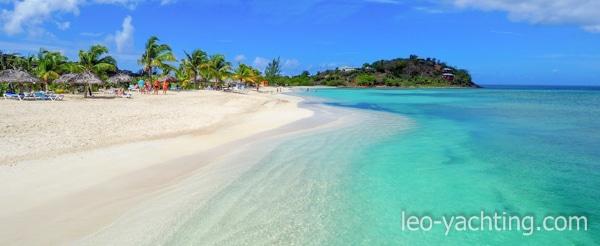 wycieczki jachtem karaiby