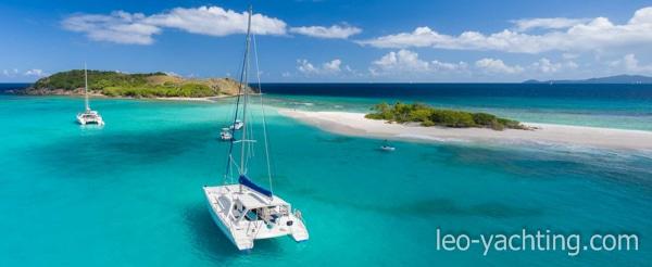 czartery jachtów karaiby
