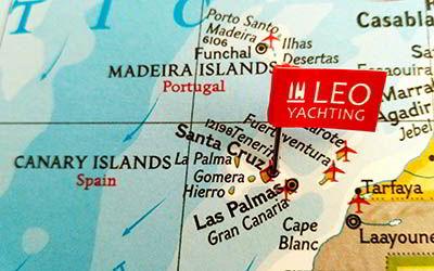 Wyczarteruj jacht na Wyspach Kanaryjskich w Sylwestra