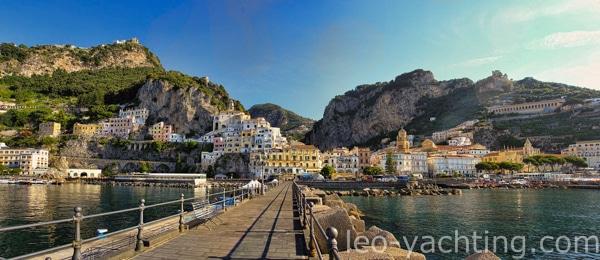 Czarter jachtów Włochy - Amalfi