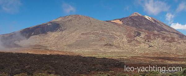 czarter jachtu Wyspy Kanaryjskie - Teide, Teneryfa