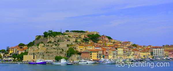 Elba - największa wyspa Archipelagu Toskańskiego