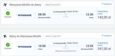 lot-Warszawa-Ateny-Warszawa-539-PLN