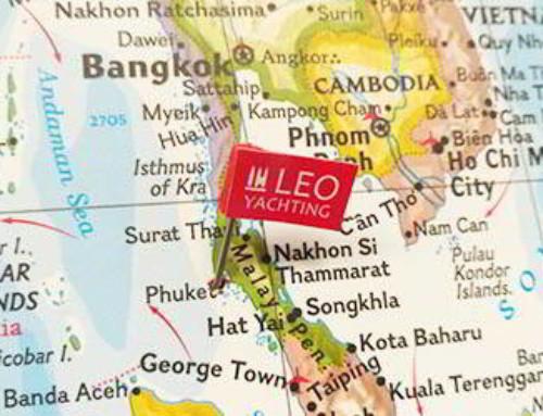Niezapomniany czarter jachtu w Tajlandii w Sylwestra