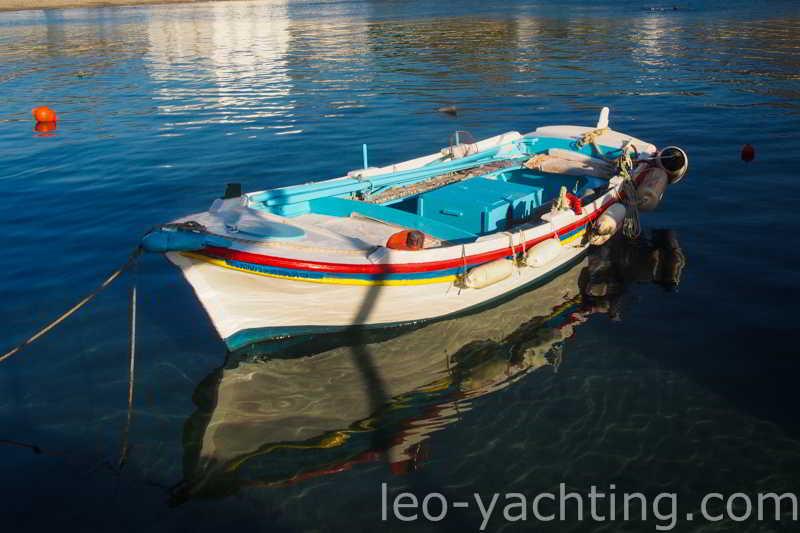 Czarter jachtów Grecja, Amorgos