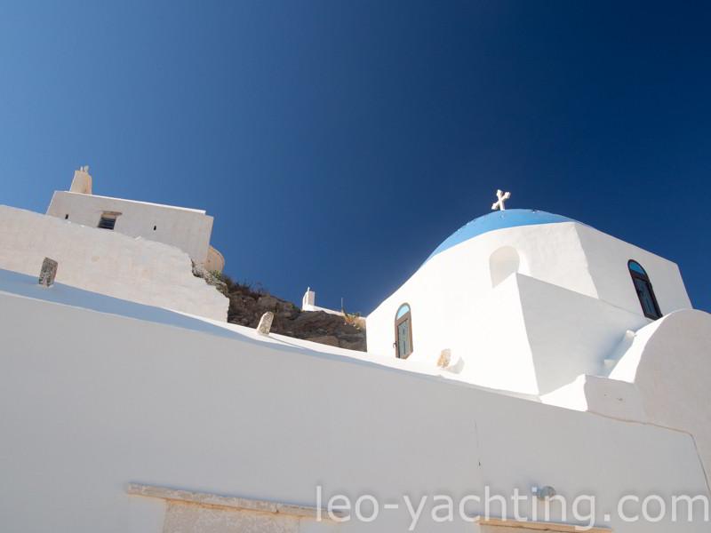Czarter jachtów w Grecji - Cyklady
