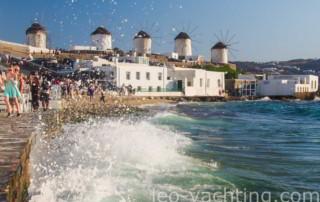 Czarter jachtów Grecja - Mykonos