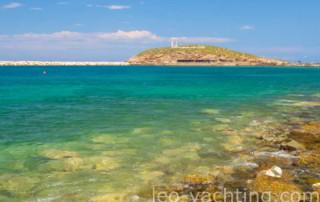 Czarter jachtów Grecja - Naksos na Cykladach, Grecja