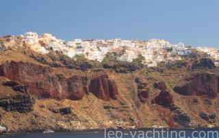 Santorini, Cyklady, Grecja