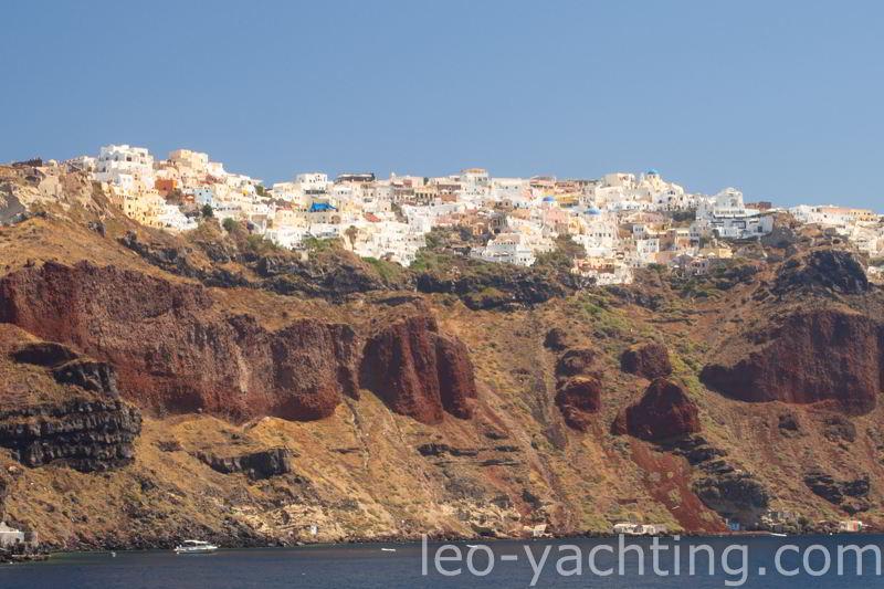 Czarter jachtów Grecja - Santorini, Cyklady, Grecja