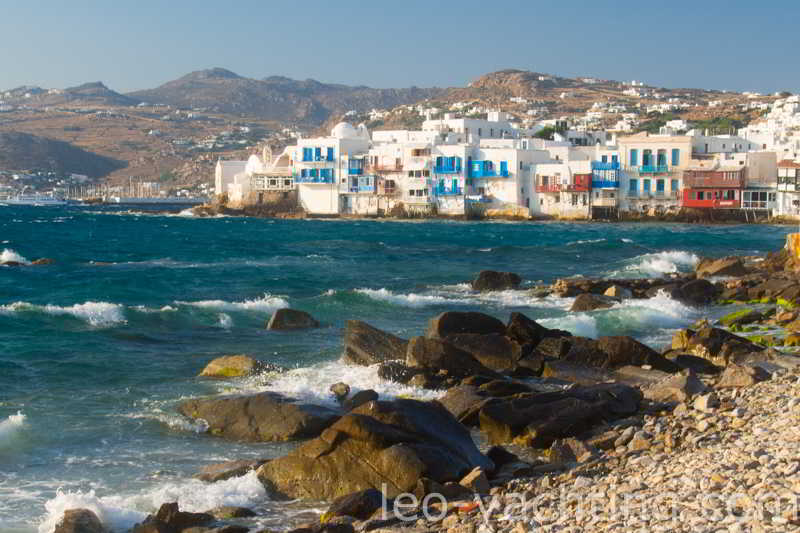 Czarter jachtów Grecja - Mykonos, Mała Wenecja