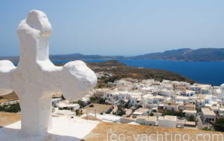 Grecja widoki miasta