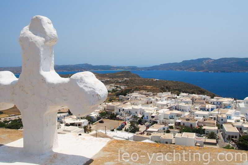 Czarter jachtów Grecja - Ios