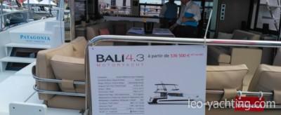 Motorowa wersja katamaranu Bali 4.3