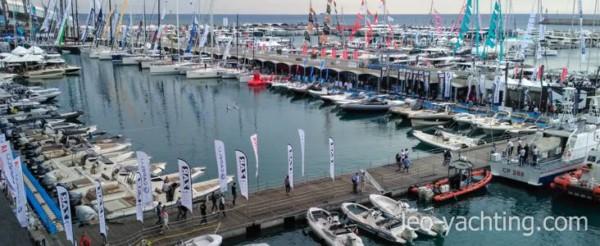 Targi żeglarskie Salone Nautico w Genui